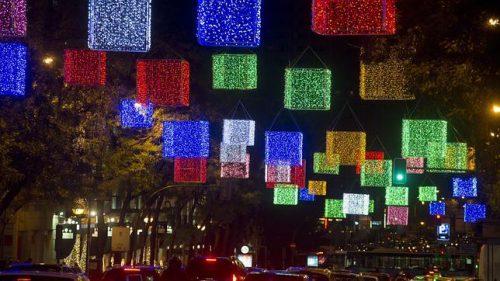 luces de navidad Valencia