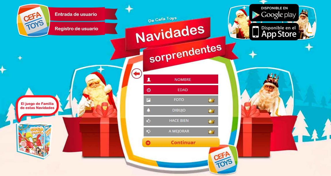 vídeo felicitación navidad