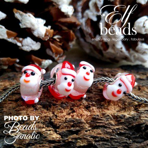 santa beads Beads Fanatic