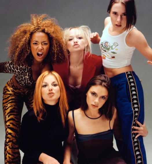Canciones Spice Girls