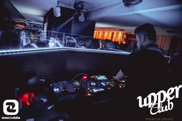 UPPERCLUB, fiesta en Valencia