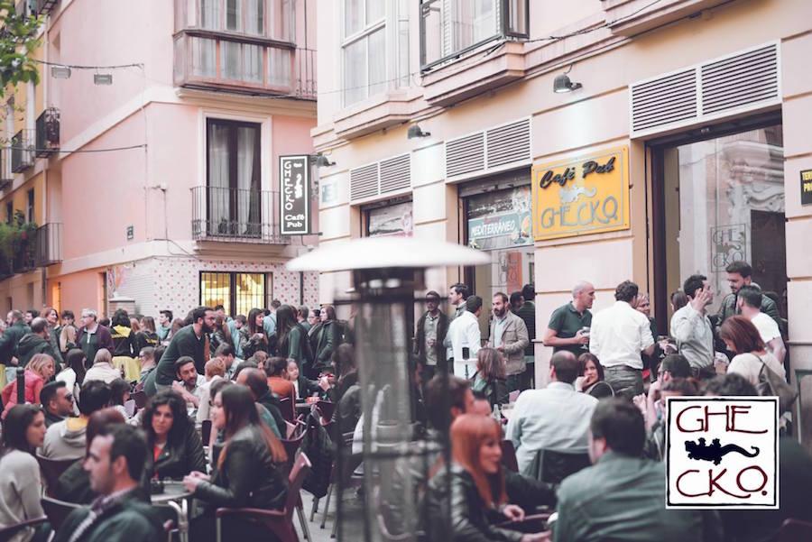 Pub GHECKO, fiesta en Valencia