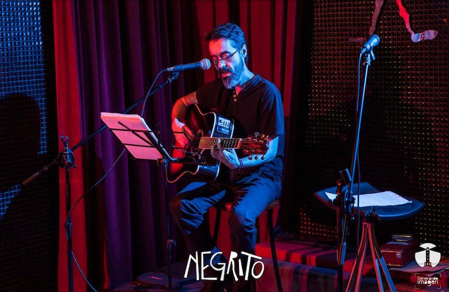 Café Negrito, fiesta en Valencia
