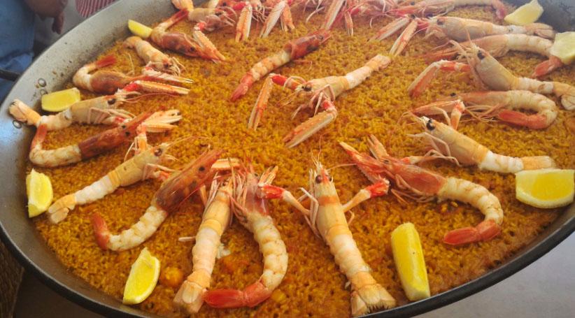 donde comer buena paella valenciana