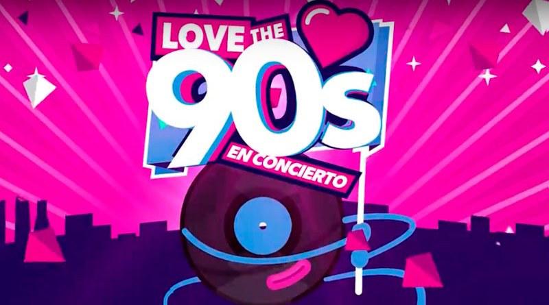 Festival Love the 90s