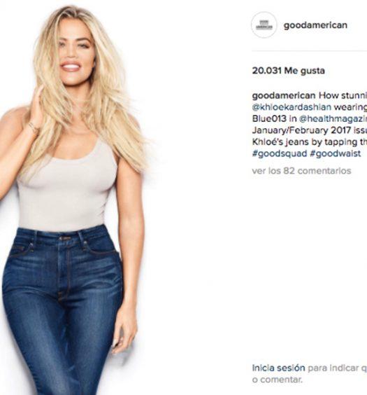 jeans khloé kardashian