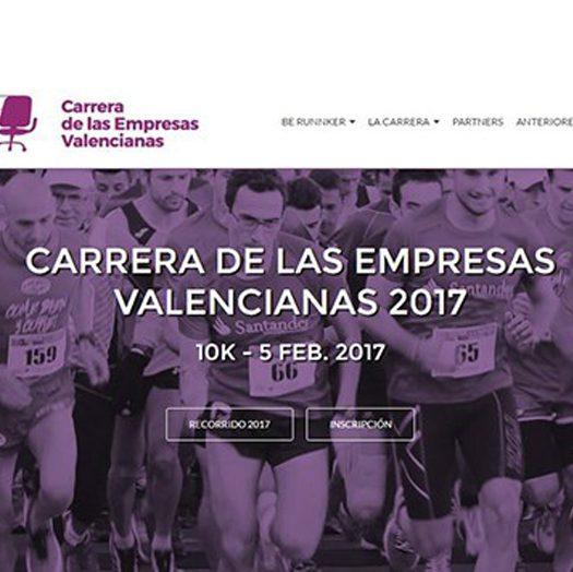 La Carrera de las Empresas Valencianas