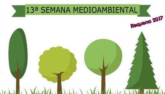 13ª Semana Medioambiental en Requena