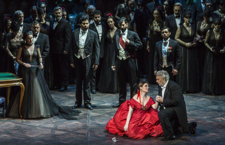 La Traviata en Les Arts