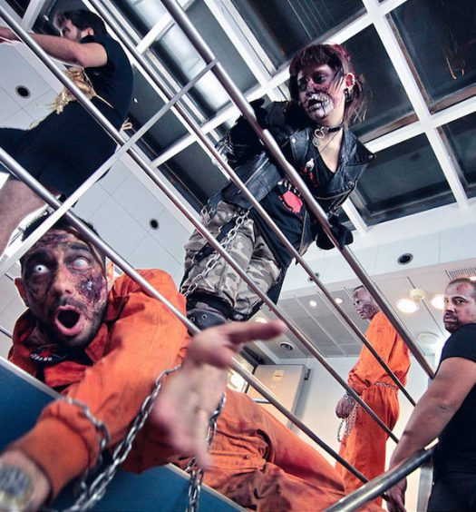 Crucero Zombie