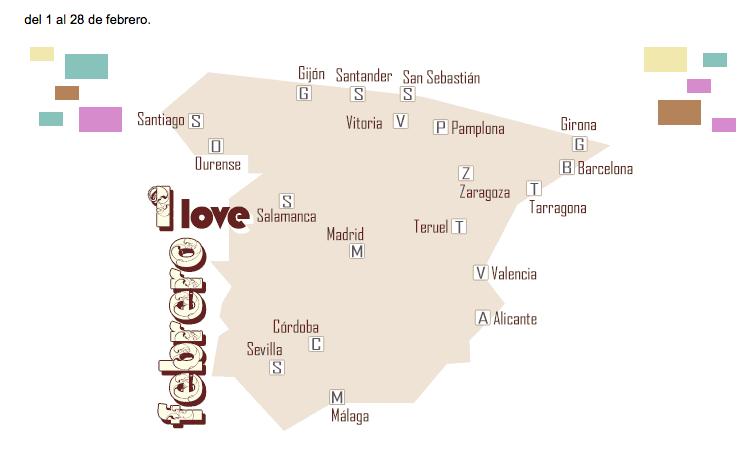 Renfe I Love Febrero