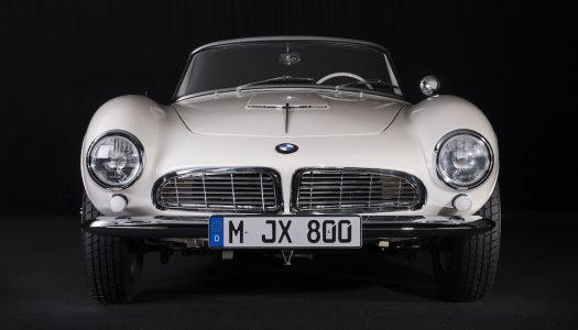 El BMW 507 de Elvis sigue vivo