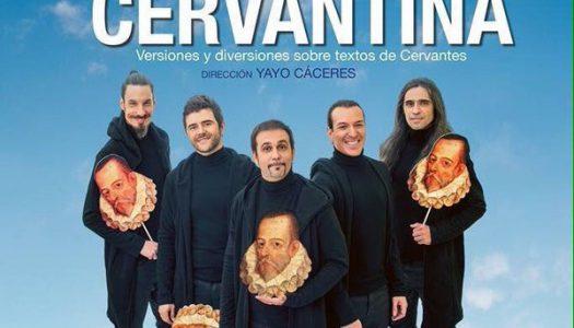La versión más humorística de Cervantes en el Teatre Talia