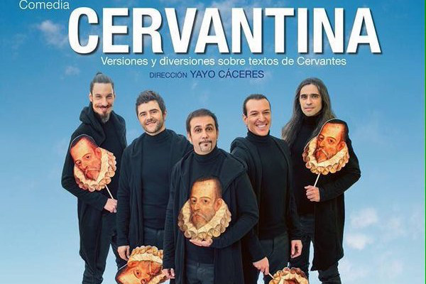 Cervantes- Teatre Talia