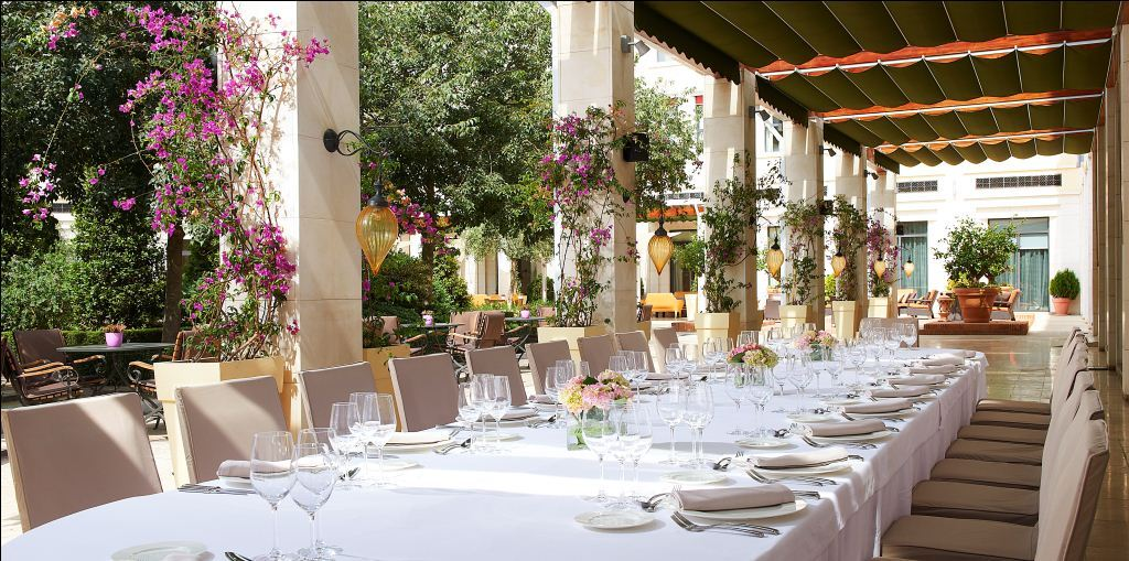 Restaurante The Westin Valencia