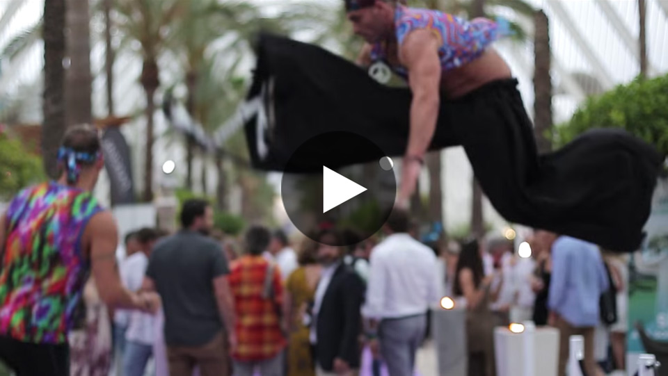 Video Fiesta Hello Valencia 16ª Aniversario