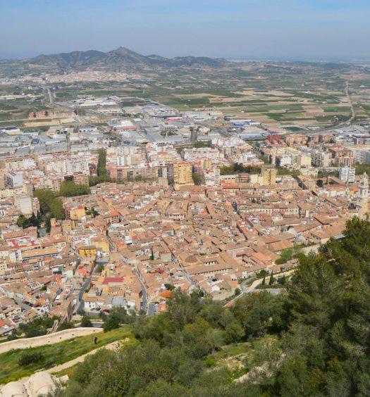 El Castillo de Xàtiva
