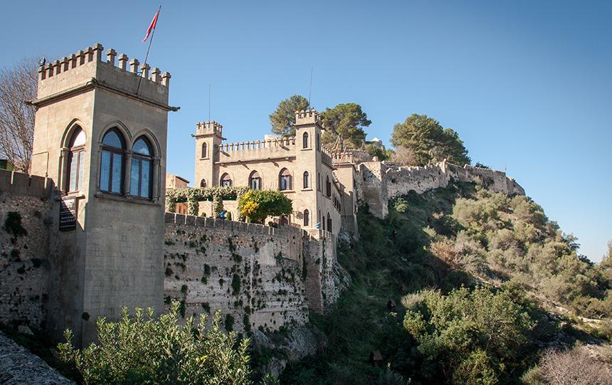 Castillo de Xátiva