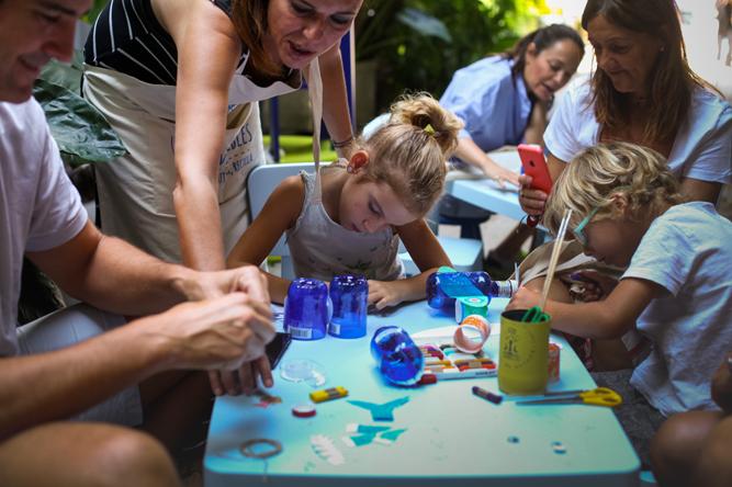 Palo Market Fest en los Jardines de Viveros