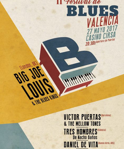 Valencia Blues Festival