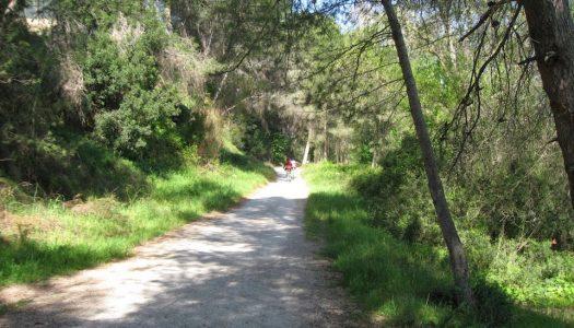 Ruta del Parque Fluvial de Valencia