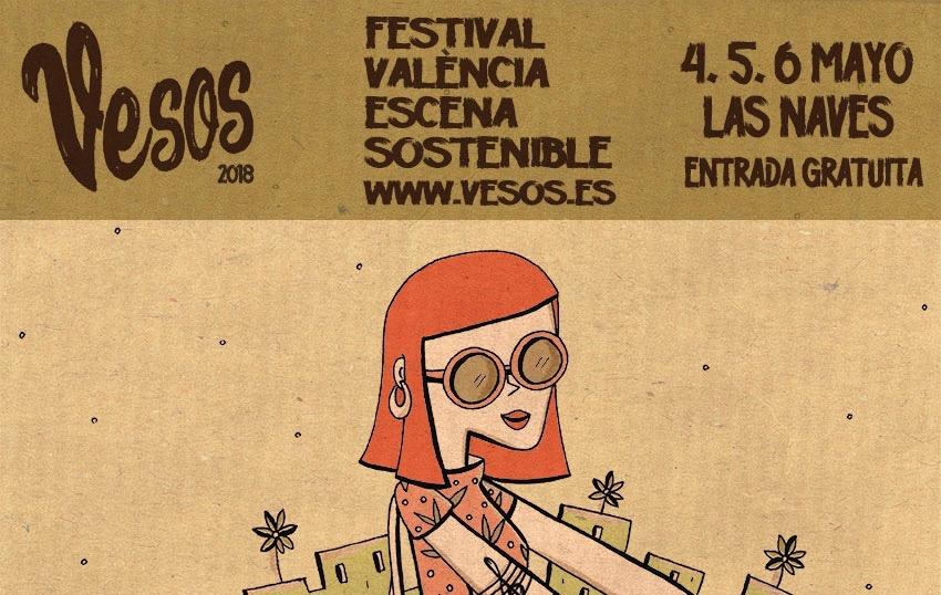 Cartel general festival VESOS