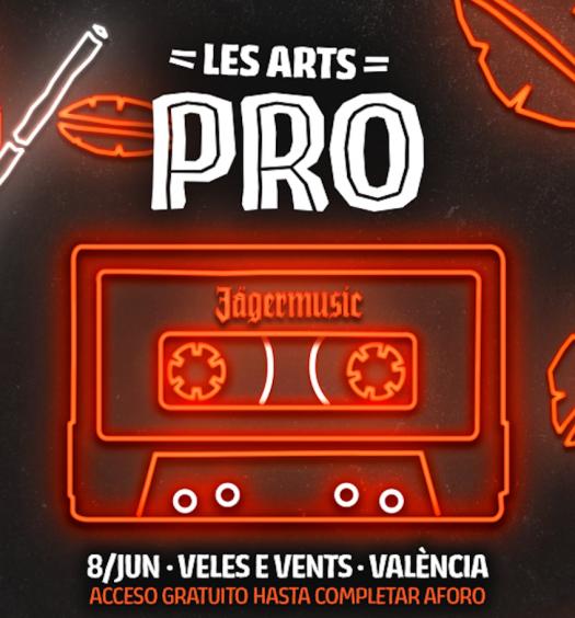 Les Arts PRO