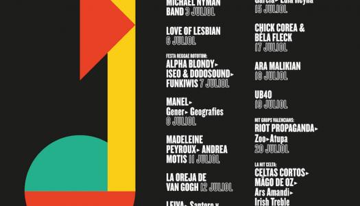 Los Conciertos de Viveros se convierten en un festival