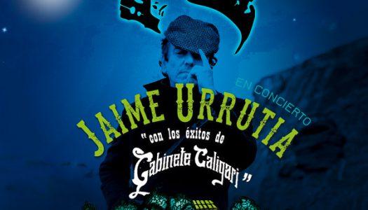 """Concierto de Jaime Urrutia y los éxitos de """"Gabinete Caligari"""" en La Hacienda (Jávea)"""