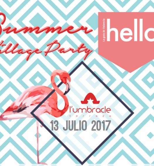 summer village party