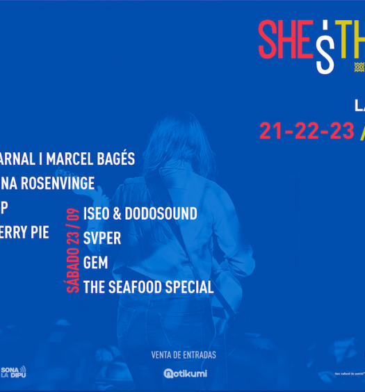 she´s the fest