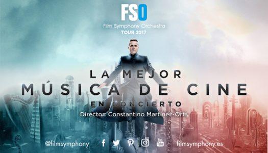 LA FILM SYMPHONY ORCHESTRA CONTINUA SU GIRA EN VALENCIA