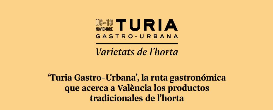Valencia Gastro-Urbana