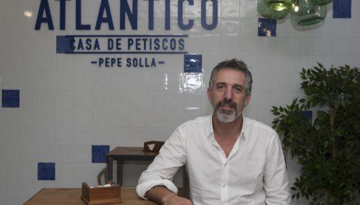 """Pepe Solla: """"Los cocineros no somos artistas"""""""