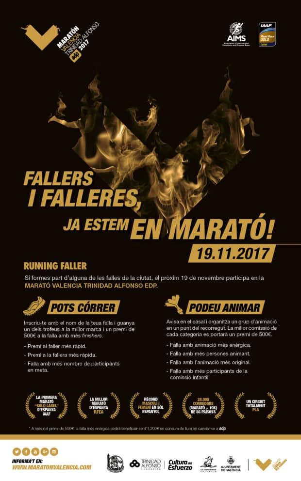 running fallero