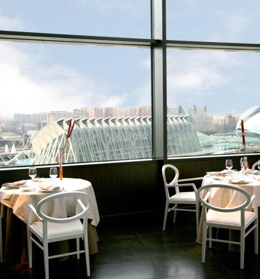 Restaurante Vertical