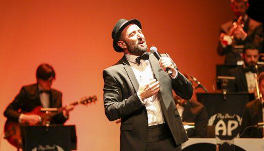Sinatra y otros clásicos en el concierto benéfico de La Rambleta