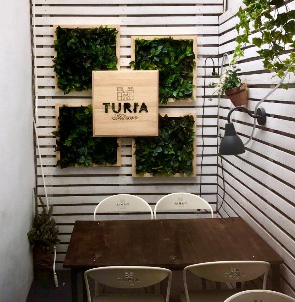 Restaurantes en el centro de Valencia