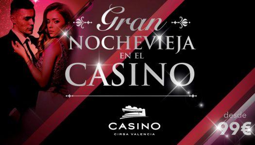 Gran Gala Fin de Año en Casino Cirsa
