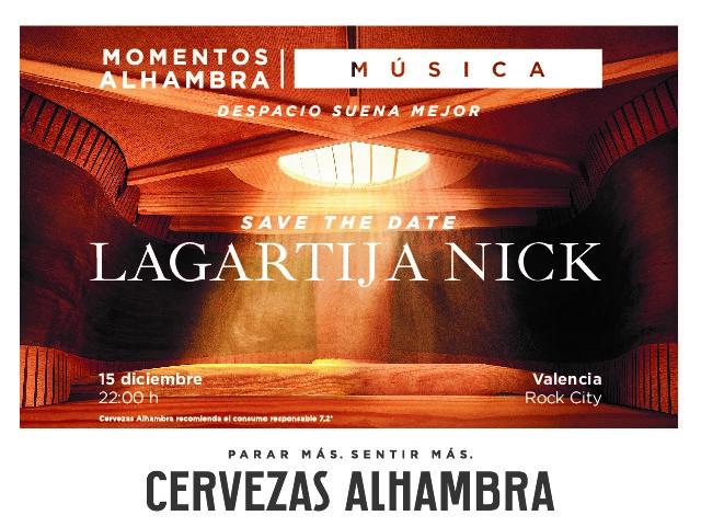 momentos alhambra música