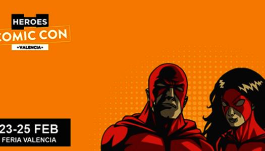 Heroes Comic Con!
