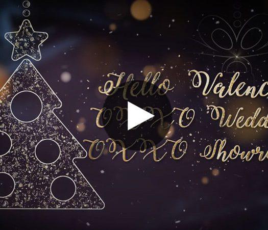 Feliz Navidad Hello Valencia