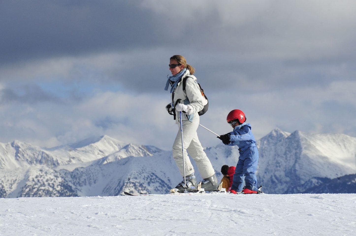 pirineo francés, la mejor opción para esquiar