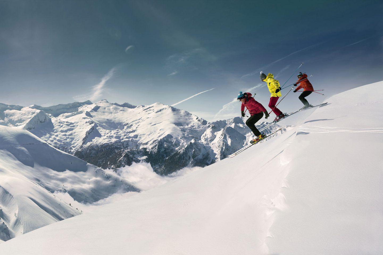 destino para esquiar
