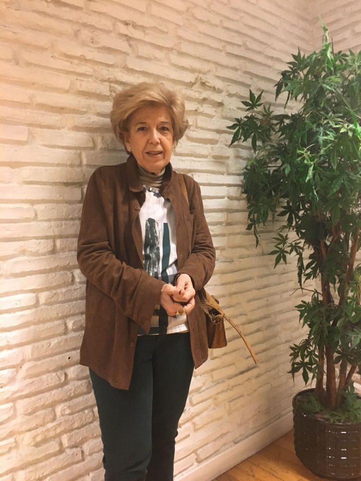 Pilar Urbano periodista