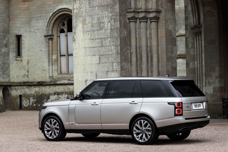Nuevo Land Rover