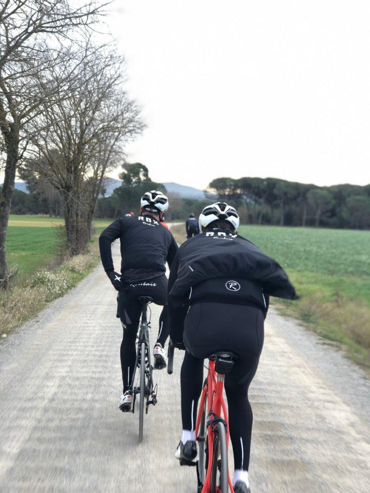 Roubaix cycling