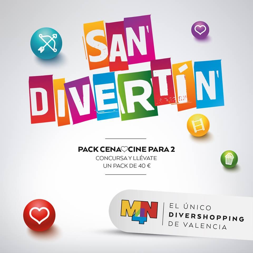 San Divertín MN4