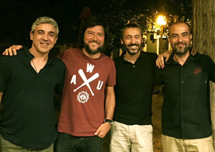 Girasoules concierto en valencia