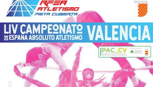 Valencia acoge un campeonato para los mejores del atletismo español